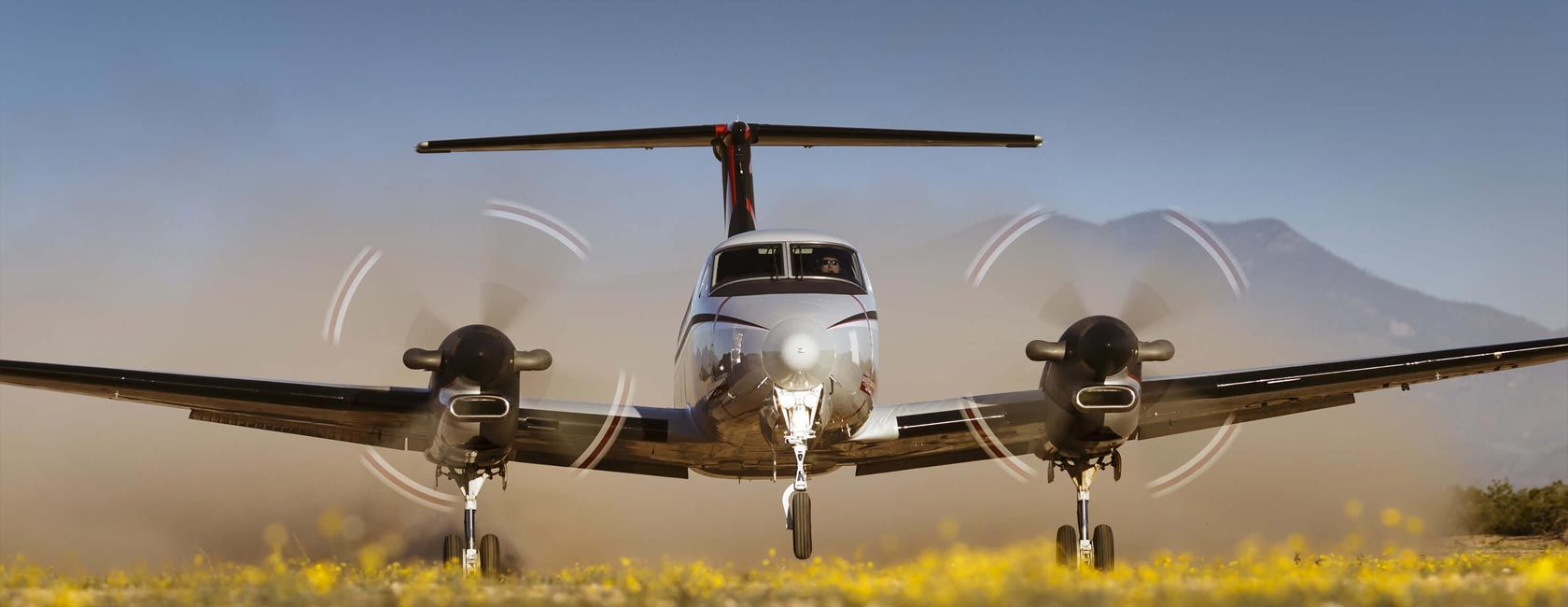 Special Mission Enhancements For The King Air 350 Platform