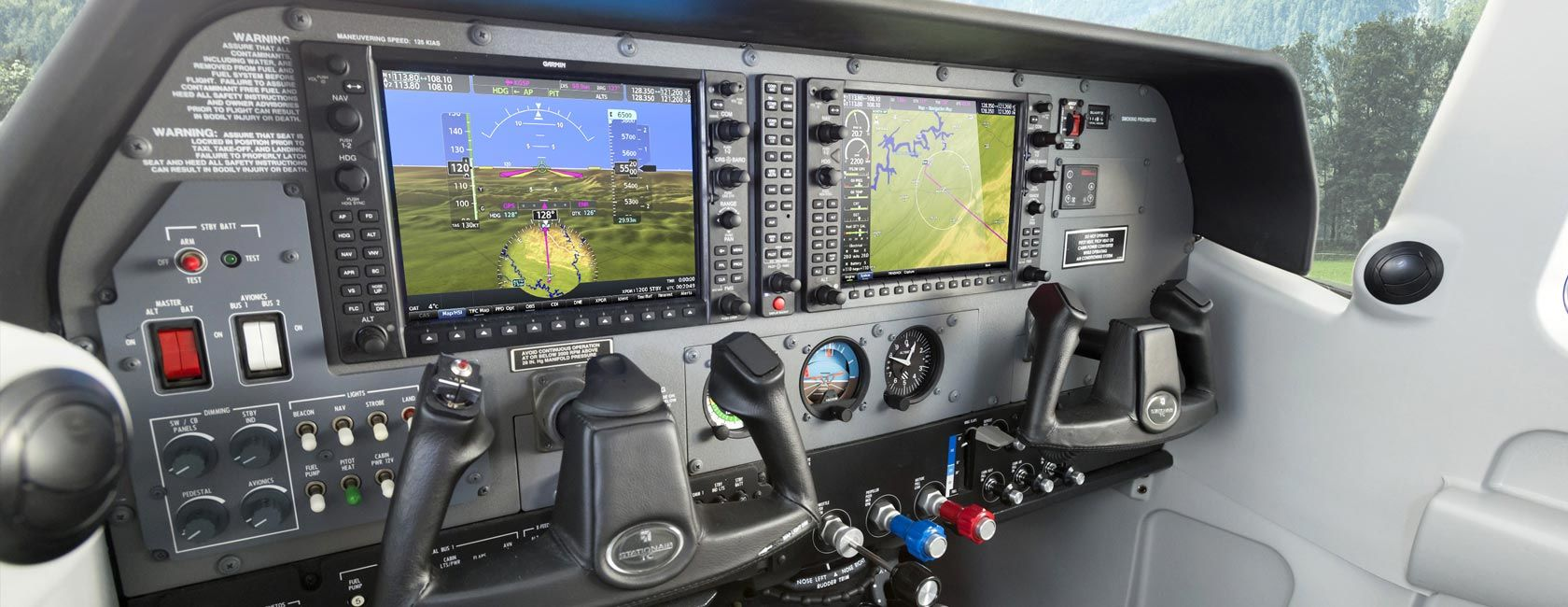 New G1000 NXi Integrated Flight Deck