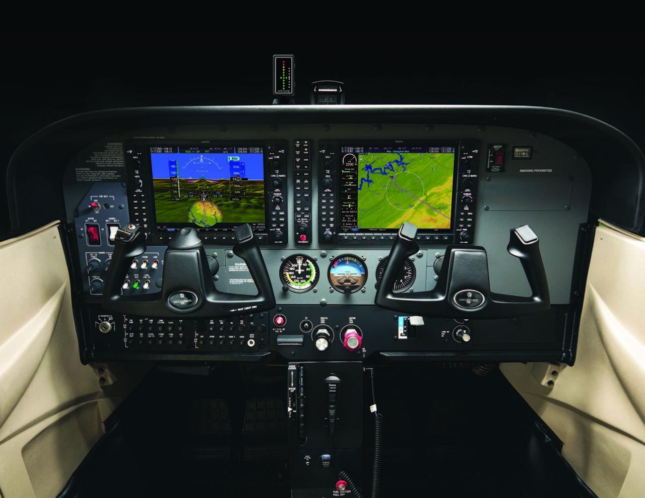 New G1000 NXi Integrated Flight Deck – EMAIR Havacılık