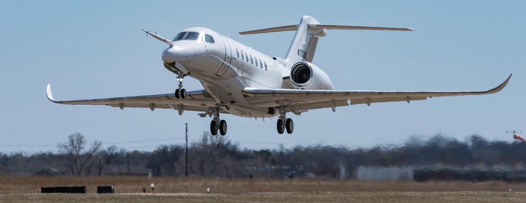 Cessna Citation Longitude Program Gains Momentum