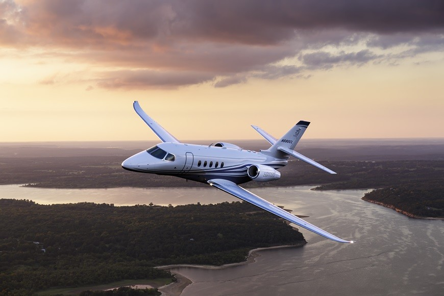 Cessna Citation Latitude Raises The Bar
