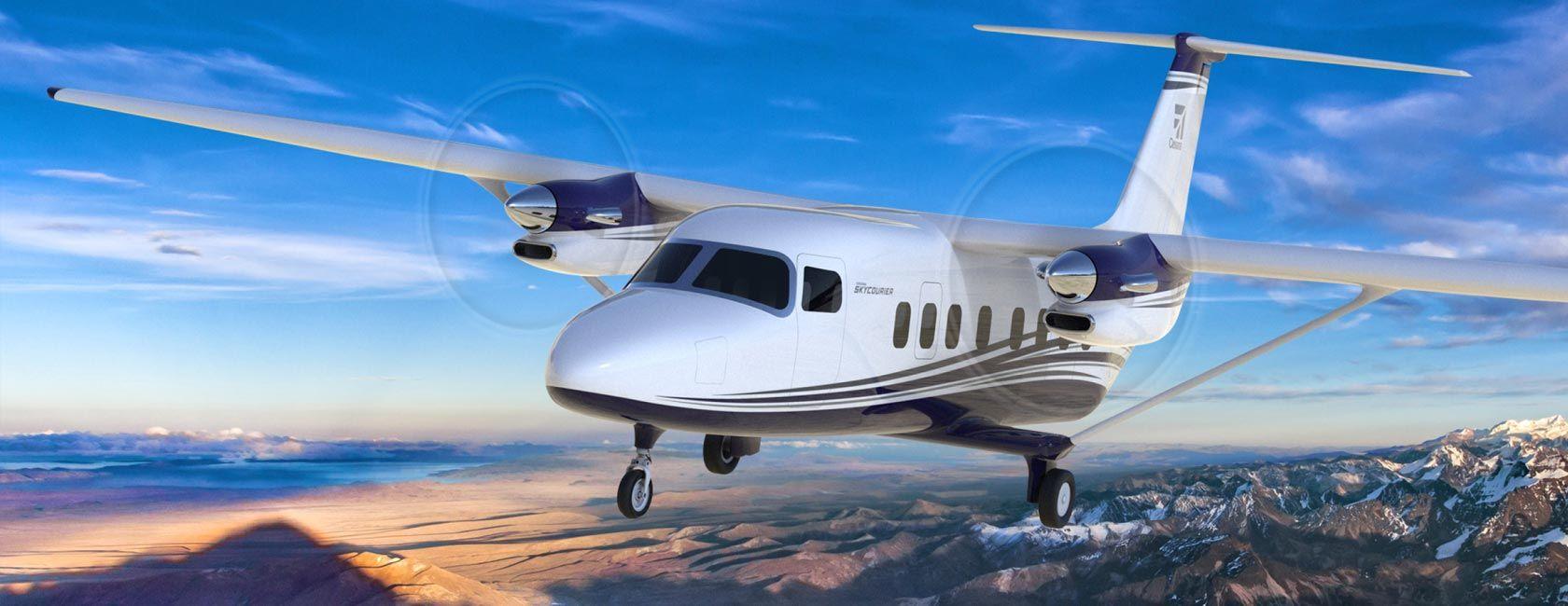 Cessna SkyCourier Unveils