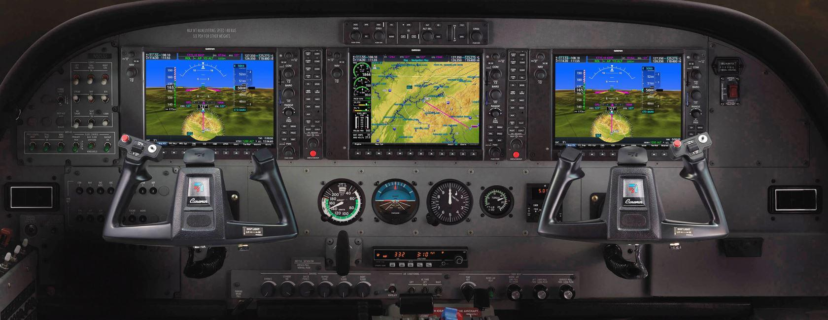 Textron Aviation enhances Grand Caravan EX with new flight deck features