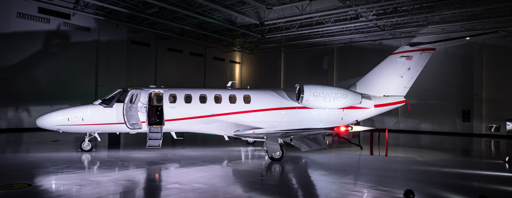 Citation CJ3 series cements light jet legacy with 600th delivery